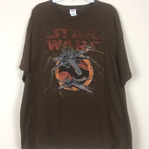 Men's Sz2X StarvWars Tee Shirt 👕